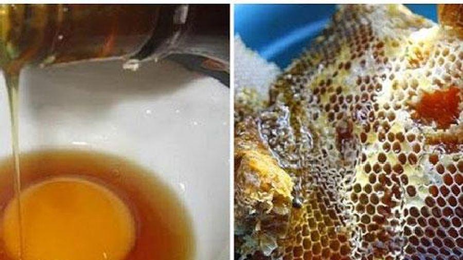 4 thời điểm mật ong biến thành chất độc, vừa mất tác dụng lại gây suy thận nặng nề