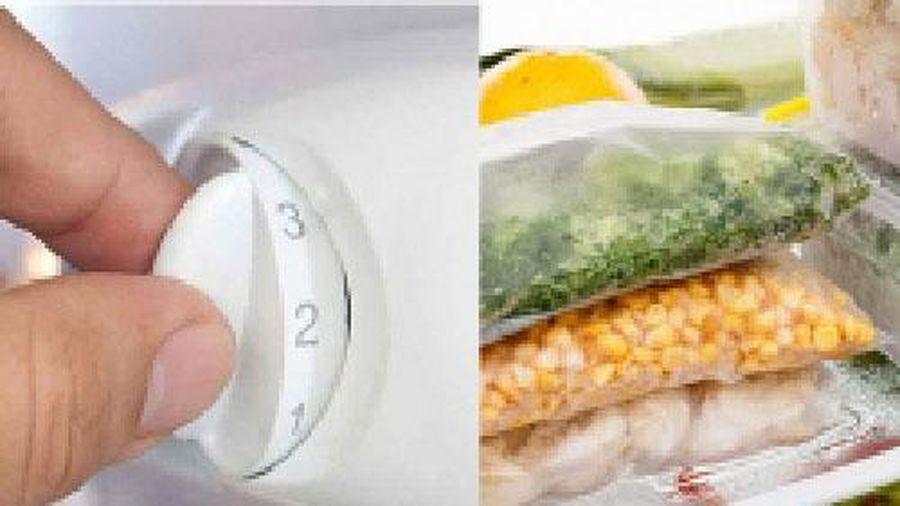 5 mẹo dùng tủ lạnh giúp giảm cả nửa tiền điện mỗi tháng