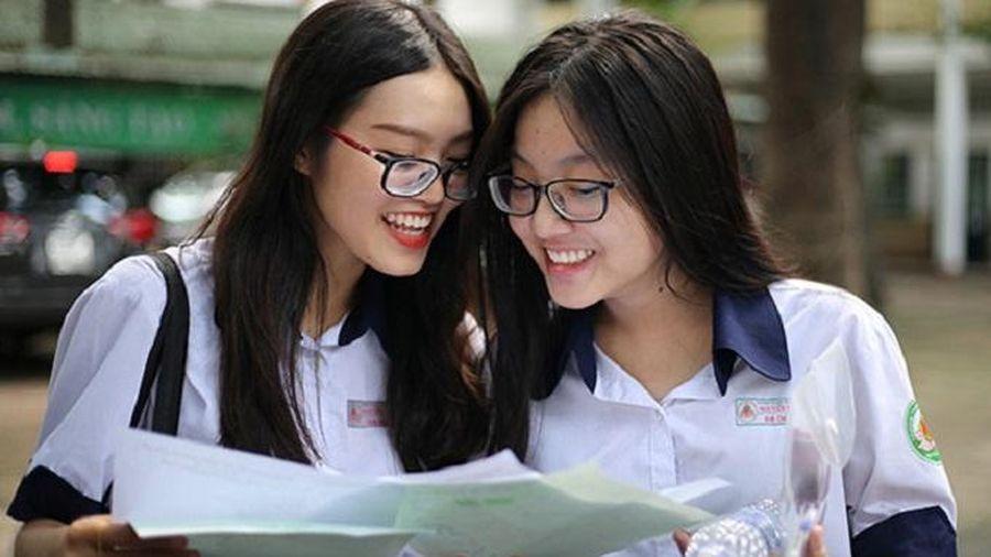 Miễn thi tốt nghiệp THPT, tuyển thẳng vào đại học 144 học sinh giỏi