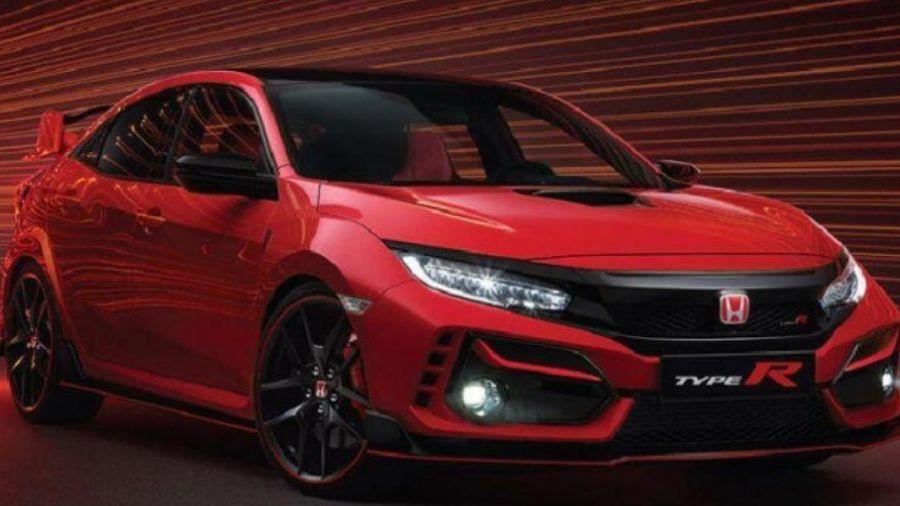 Honda Civic Type R phiên bản mới ra mắt, giá 1,9 tỷ đồng