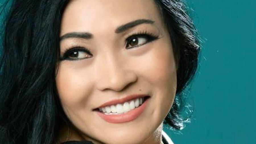 Ca sĩ Phương Thanh chia sẻ triết lý sống đến giới trẻ