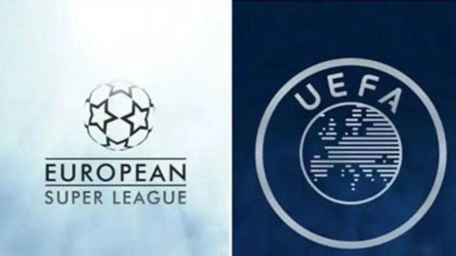 UEFA công bố án phạt dành cho nhóm CLB Super League