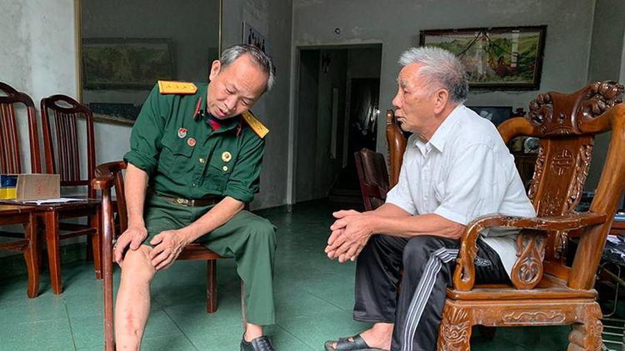 Cựu chiến binh Lương Văn Thuần:Là người lính, tôi sẽ không dừng lại khi còn có thể đi tiếp