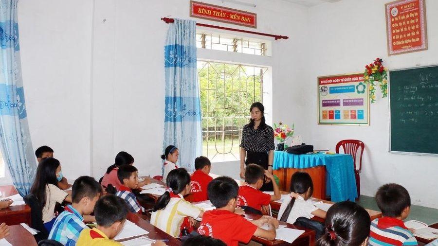 Nghệ An: Bất cập từ công trình trường học nhận bàn giao 'chìa khóa trao tay'