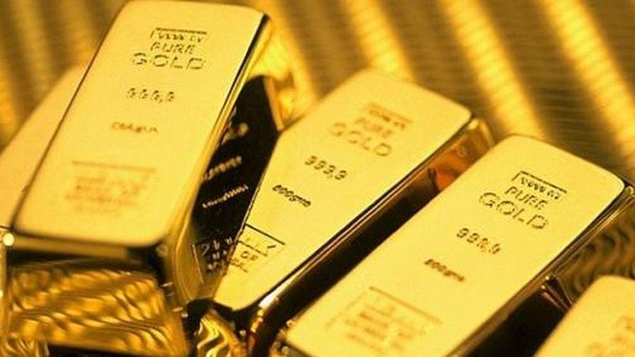 Chốt phiên cuối tuần, giá vàng tăng phi mã