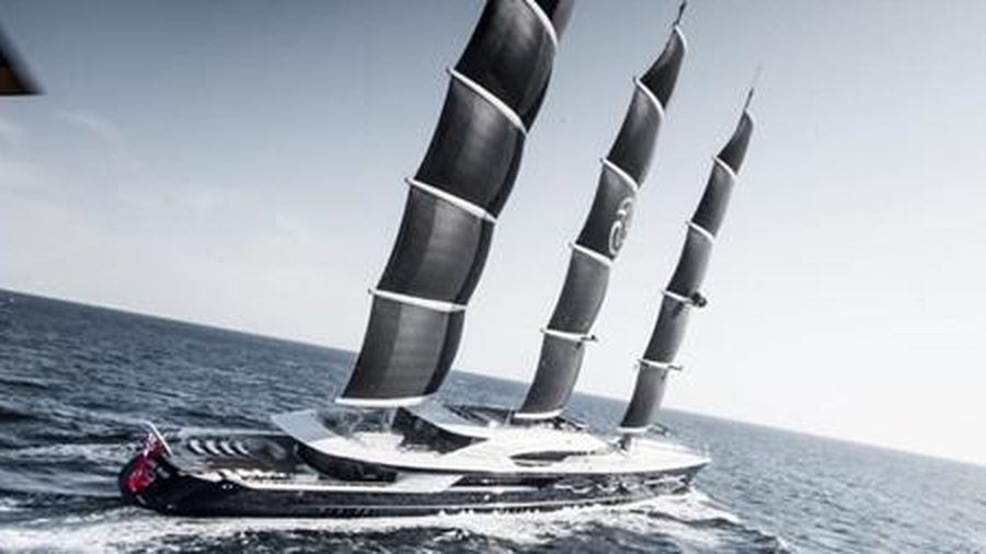Ông chủ Amazon 'tự thưởng' siêu thuyền buồm lớn nhất thế giới