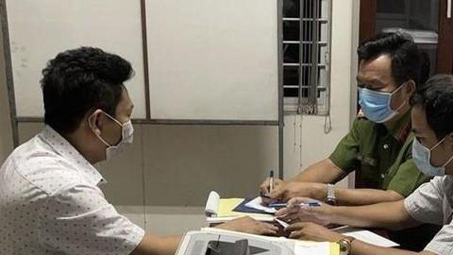 CSGT Công an tỉnh Đồng Nai phạt tài xế gắn biển số 'siêu đẹp' giả