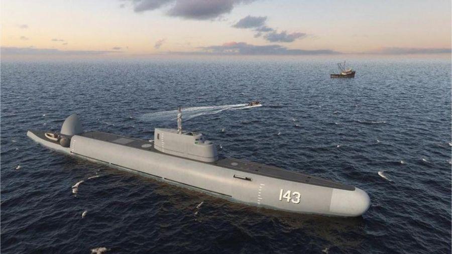 Tàu tuần tra biết lặn 'độc nhất vô nhị' của Nga và những tính năng đáng gờm