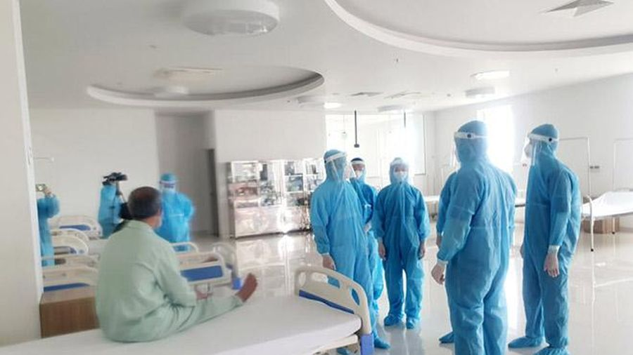 Hơn 100 bệnh nhân được chuyển từ Bệnh viện Bệnh nhiệt đới trung ương sang Bệnh viện Bạch Mai cơ sở 2
