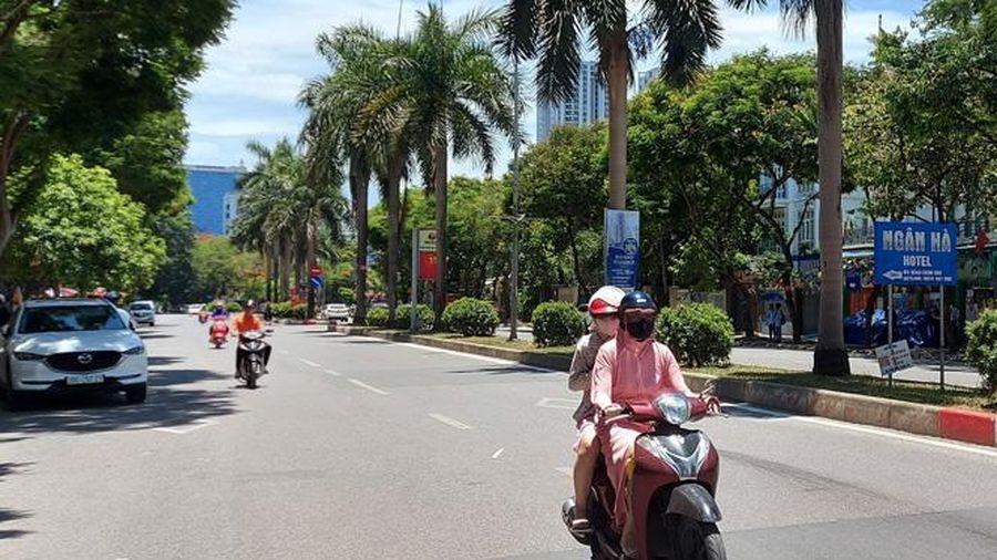 Gia tăng nắng nóng, mức nhiệt cao nhất tại Hà Nội đạt 38 độ C