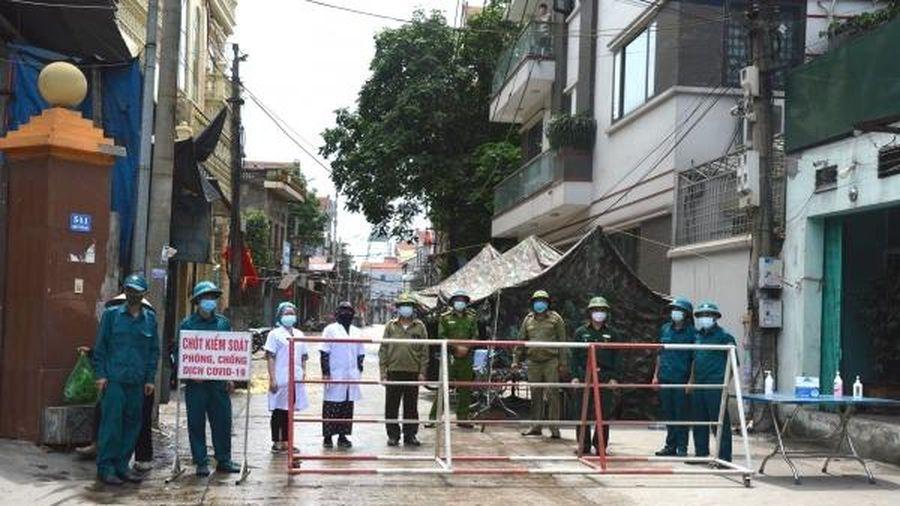 Bắc Ninh chính thức quyết định giãn cách xã hội toàn huyện Thuận Thành