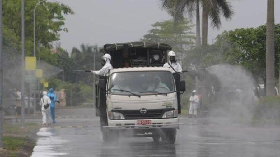 4 người trong một gia đình tại Phúc Thọ, Hà Nội dương tính với SARS-CoV-2