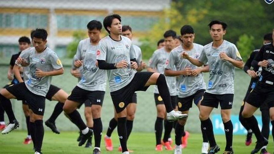Cầu thủ Thái dính COVID-19, HLV Nishino tính lập đội mới dự vòng loại World Cup