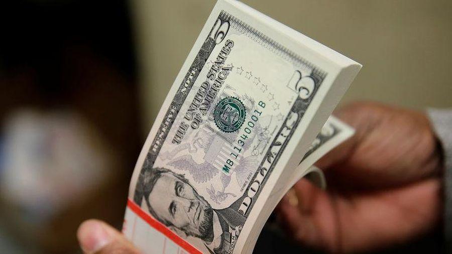 Tỷ giá ngoại tệ ngày 10/5: USD tiếp tục giảm giá