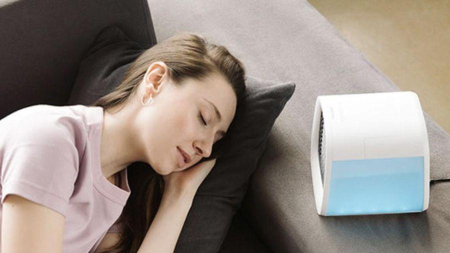 Máy điều hòa không khí di động này có thể làm mát phòng trong 10 phút
