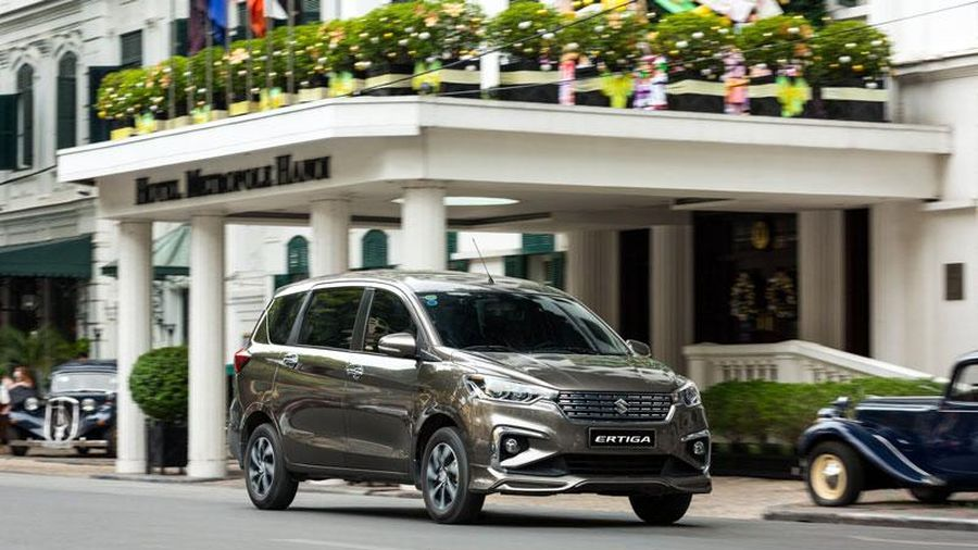 Bảng giá ôtô Suzuki tháng 5/2021
