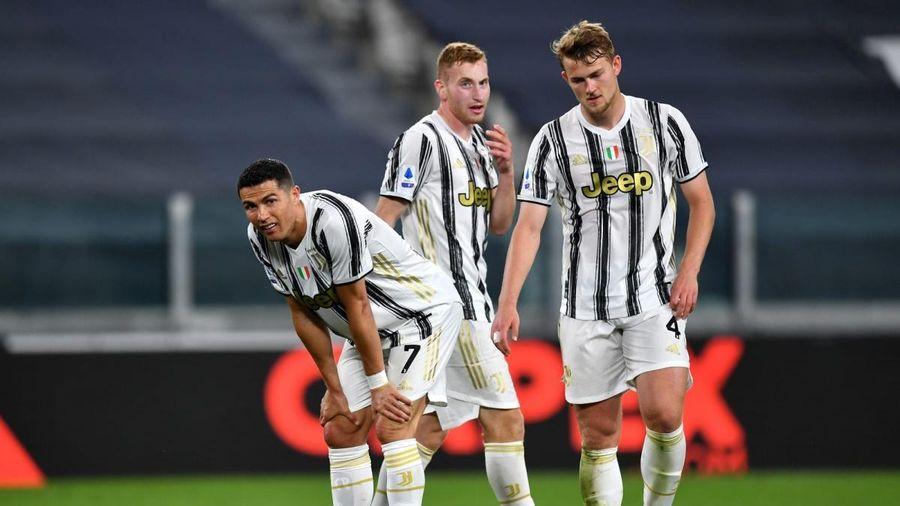 Ronaldo bất lực, Juventus 'thua thảm' Milan