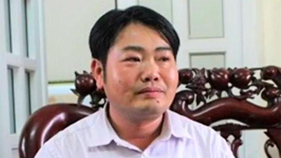 Thanh Hóa: Nguyên cán bộ nông nghiệp huyện và cán bộ địa chính xã bị bắt
