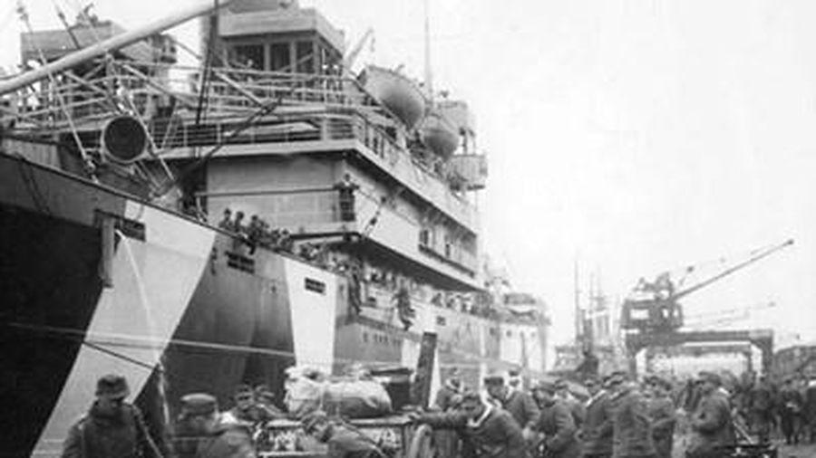 Chiến dịch 'Hannibal' của Hitler: Cuộc di tản bằng đường biển lớn nhất trong lịch sử