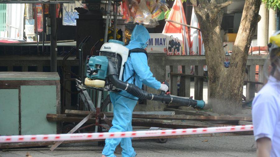 Đà Nẵng: Nữ nhân viên làm việc ở KCN An Đồn dương tính với SARS-CoV-2