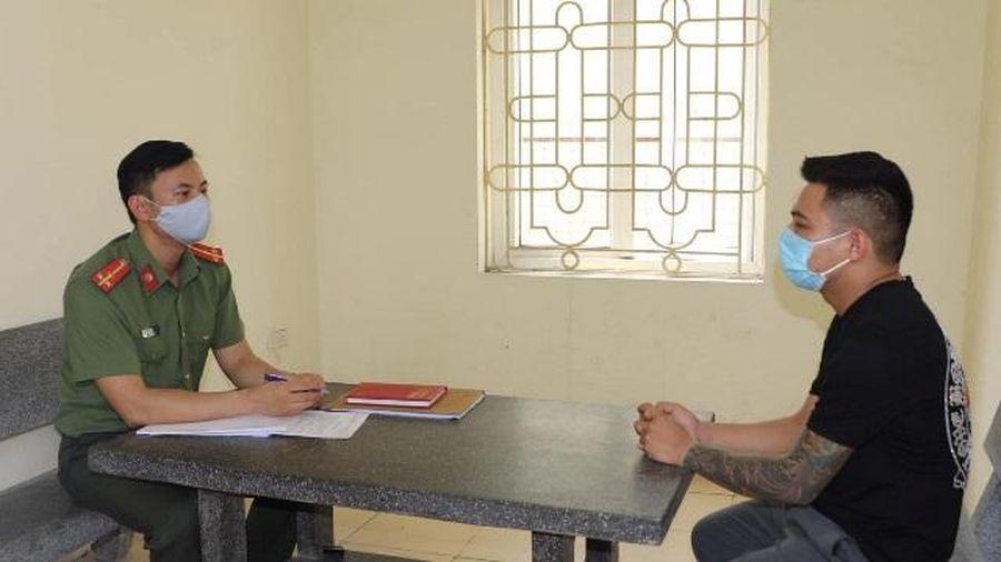 Vĩnh Phúc: Bắt đối tượng giúp người Trung Quốc cư trú trái phép