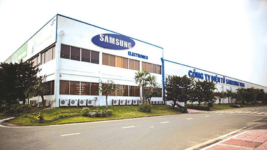 Xét nghiệm trong đêm sau khi 2 công nhân Samsung dương tính với SARS-CoV-2