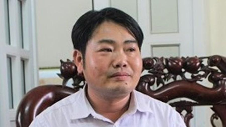 Vi phạm trong quản lý đất đai, 2 cán bộ ở Thanh Hóa bị bắt