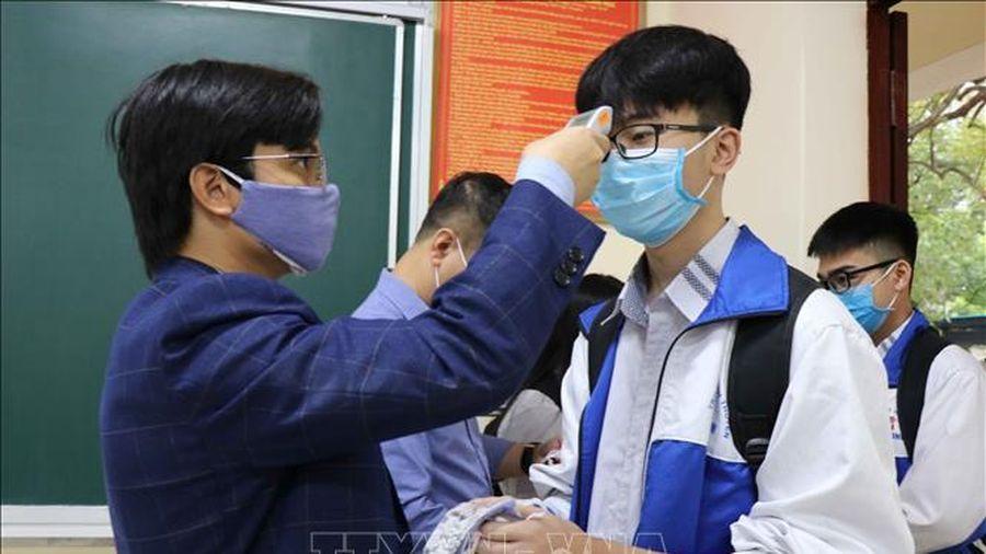 Bắc Ninh cho lùi thời gian tuyển sinh đầu cấp
