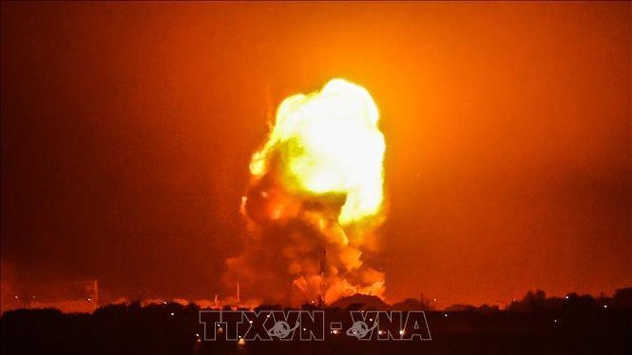 Israel kéo dài vô thời hạn cuộc tấn công nhằm vào Dải Gaza