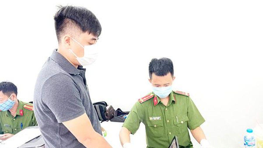 Công an TP.Biên Hòa: Tạo điều kiện thuận lợi trong cấp căn cước công dân cho người tạm trú