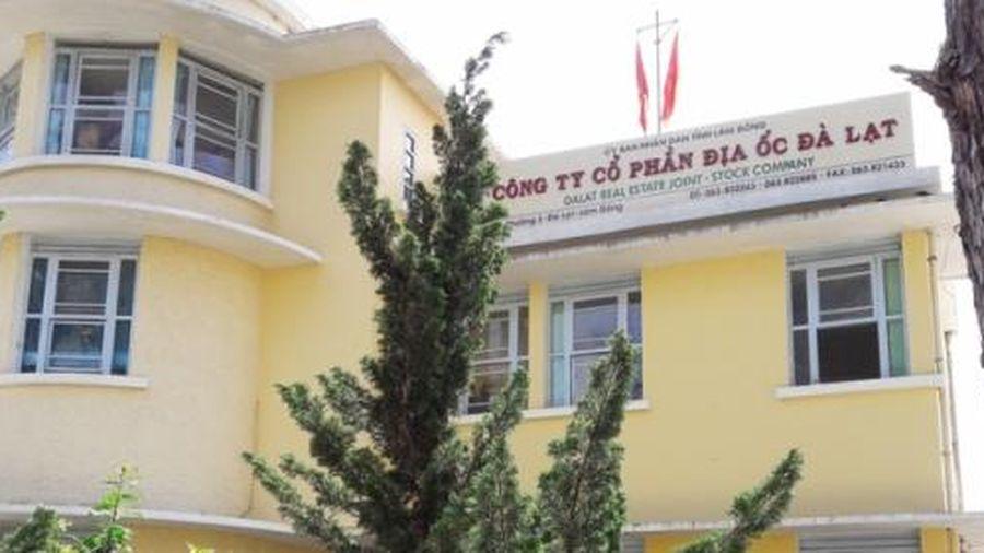 Lâm Đồng: Nhiều vi phạm, Công ty CP Địa ốc Đà Lạt bị xử phạt 100 triệu đồng
