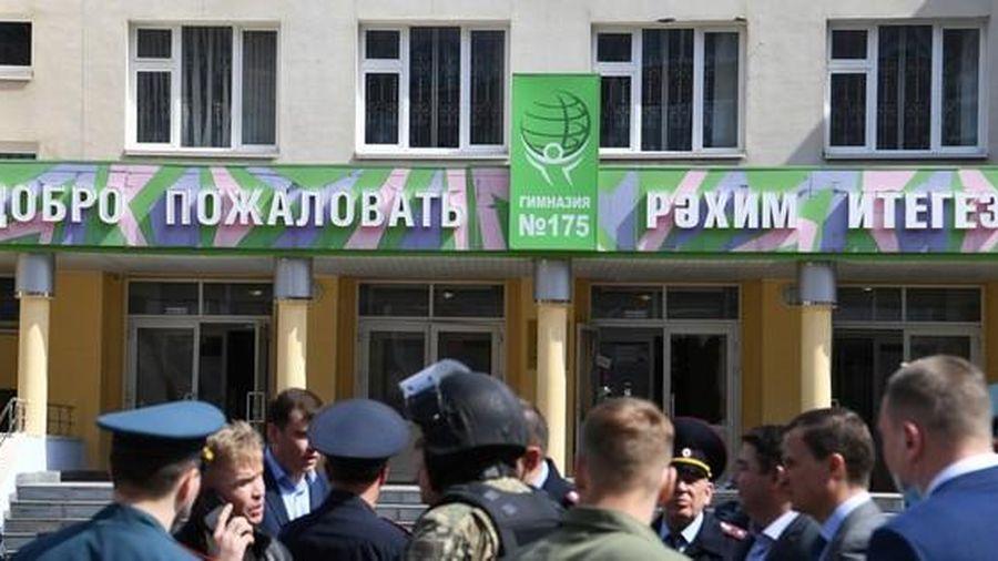 Nga: Xả súng tại trường học, 11 người thiệt mạng