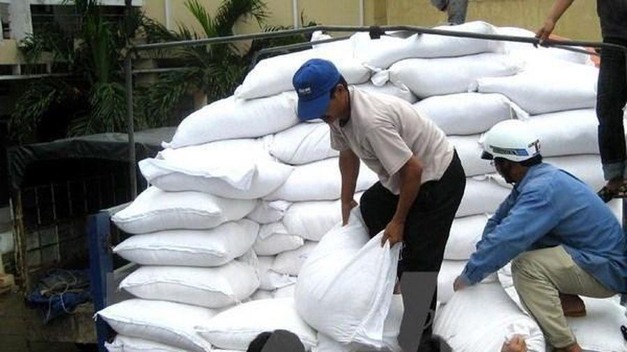 Hỗ trợ gạo cho Kon Tum kỳ giáp hạt