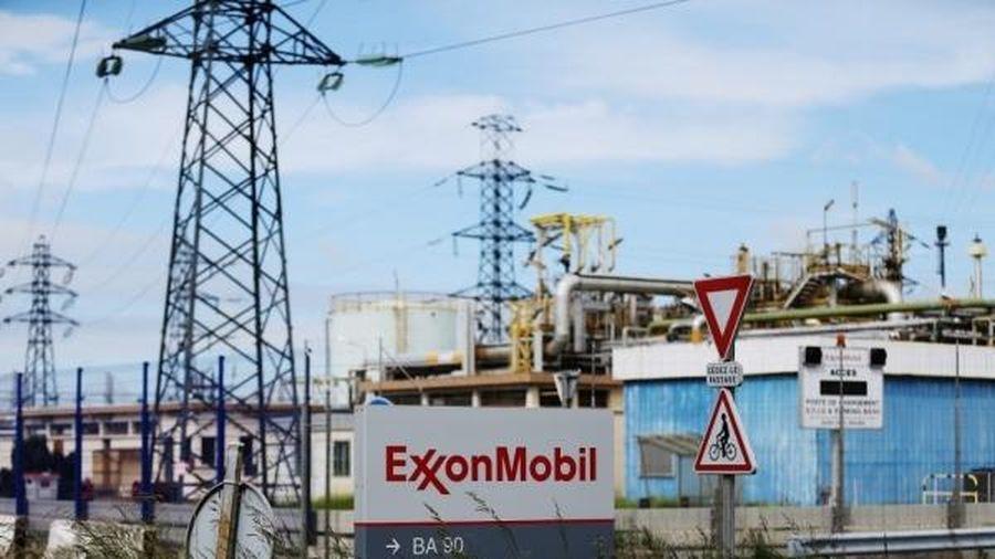 Exxon dự kiến chi trả 200 triệu USD cho cắt giảm việc làm