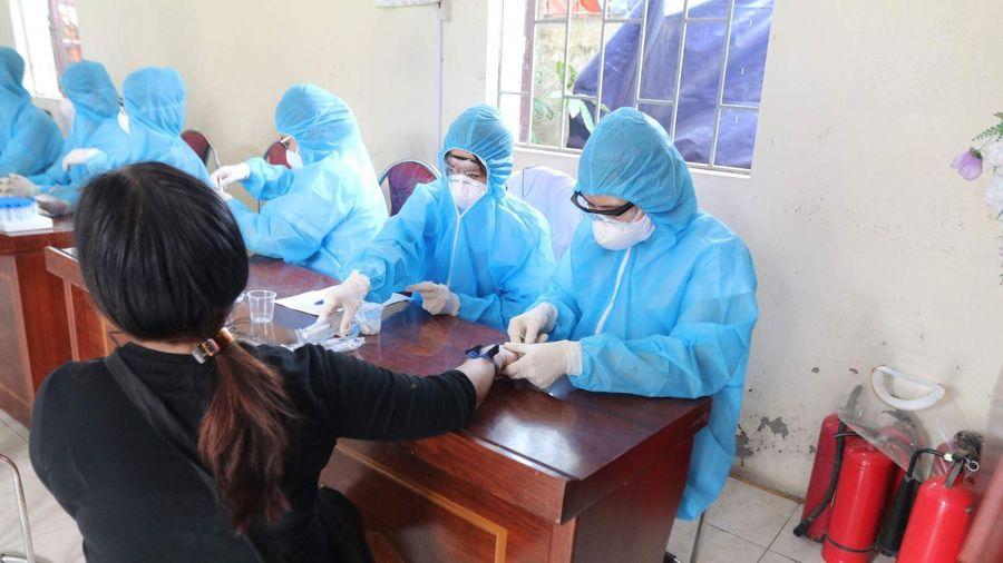 Sáng 12/5, Việt Nam có thêm 33 ca mắc COVID-19 trong cộng đồng