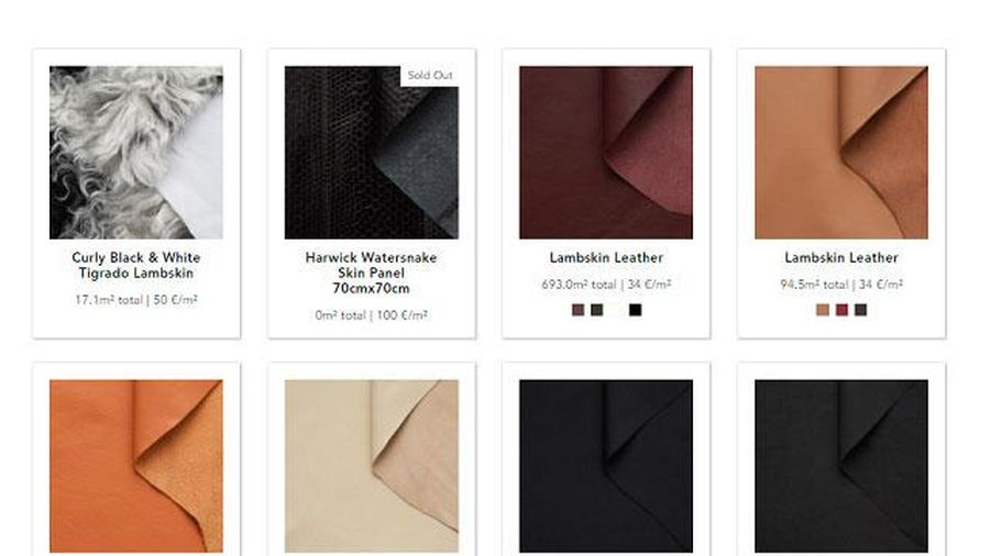 Ông chủ Louis Vuitton, Dior bán vải thừa, giá từ hơn 80.000 đồng/m