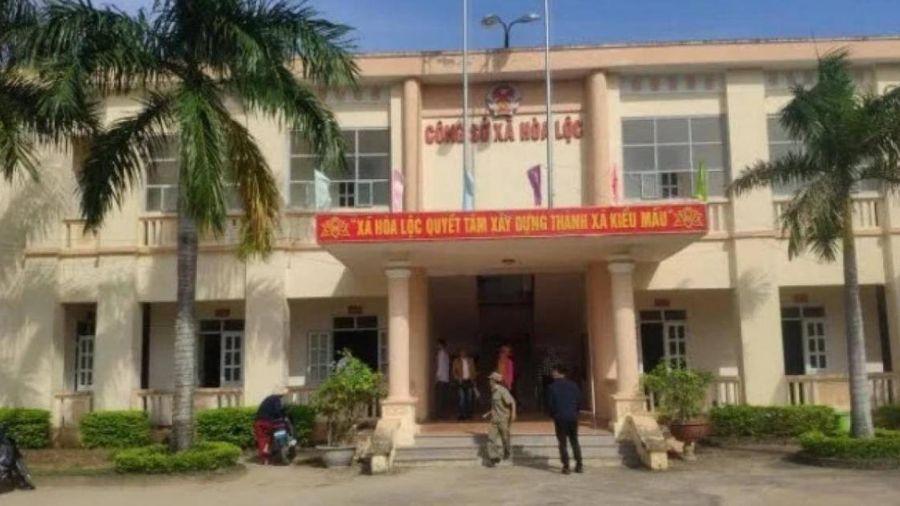 Vì sao nguyên chủ tịch xã ở Thanh Hóa bị bắt giam?