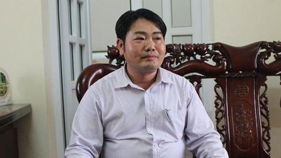Vi phạm quản lý đất, nguyên Chủ tịch xã và cán bộ địa chính ở Thanh Hóa bị bắt
