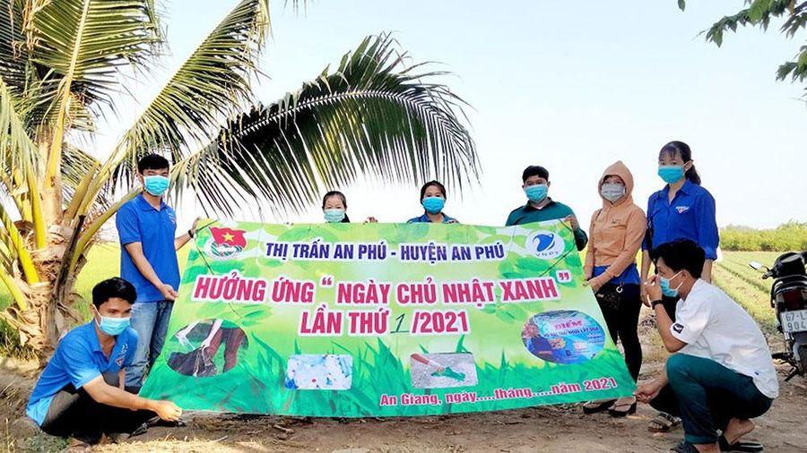 Ngành giáo dục và đào tạo An Giang hưởng ứng phong trào 'Chống rác thải nhựa'