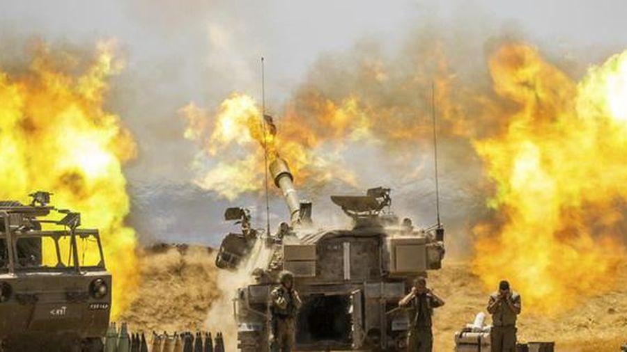Người dân hoảng loạt giữa xung đột Israel và Palestines