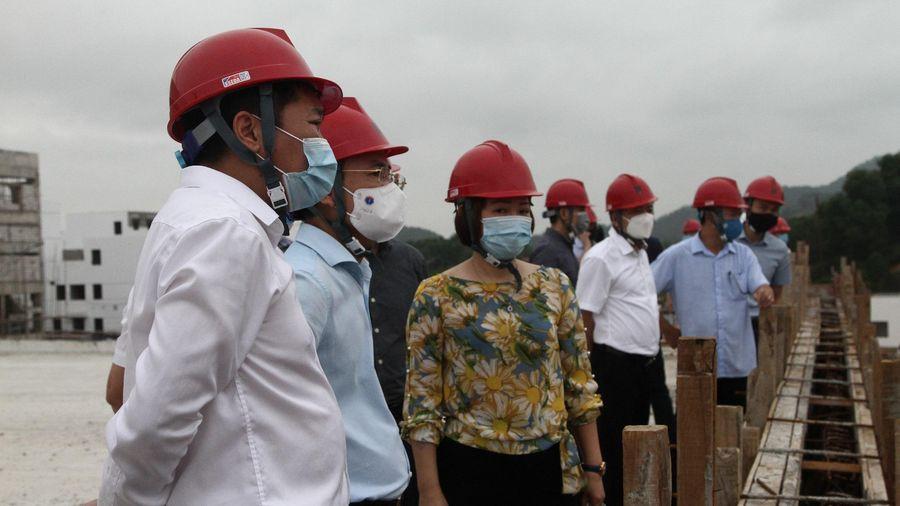 Phó Chủ tịch Hà Nội kiểm tra tiến độ triển khai dự án Nhà máy điện rác Sóc Sơn