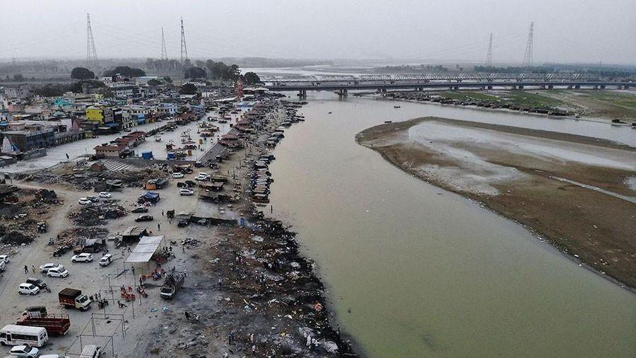 Ấn Độ: Nguy hiểm, dịch đang lan nhanh về nông thôn nghèo