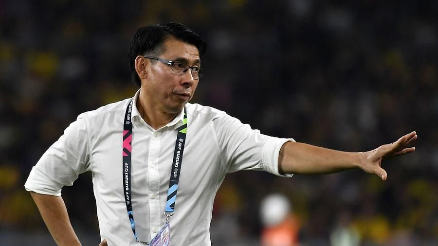 HLV Malaysia khiêu chiến với thầy trò ông Park