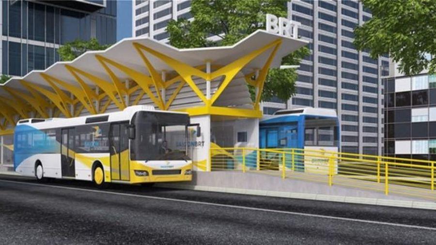 TP.HCM sắp có tuyến buýt nhanh đầu tiên