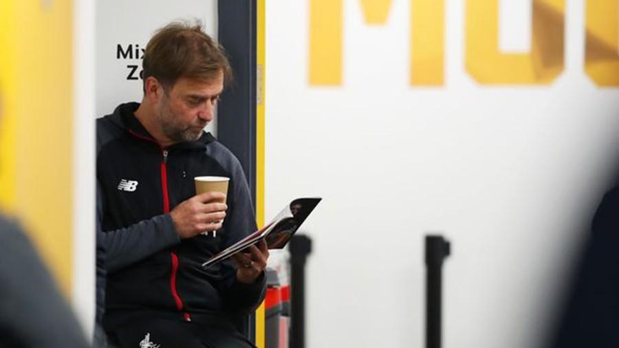 Liverpool không việc gì phải than vãn, khóc lóc