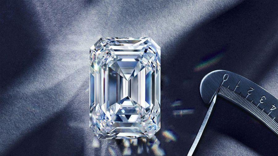 Viên kim cương lớn nhất nước Nga có giá 14,1 triệu USD