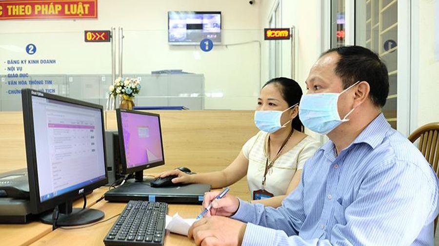 Hà Nội thúc đẩy cải cách hành chính trên môi trường điện tử