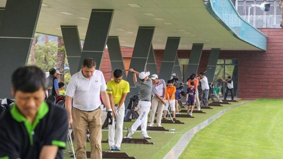 Từ 12 giờ ngày 13/5: Hà Nội tạm dừng hoạt động sân golf, hoạt động thể thao đông người