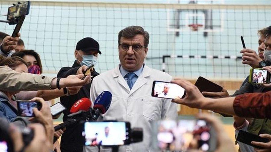 Thuyết âm mưu phương Tây về Navalny thành chuyện hài