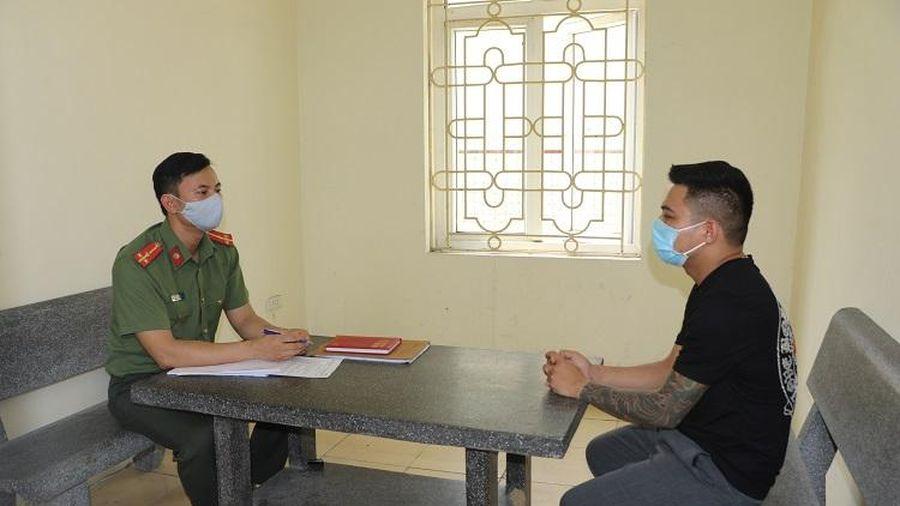 Bắt giam đối tượng tổ chức cho người khác ở lại Việt Nam trái phép